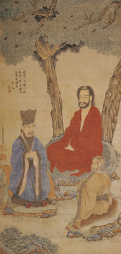 three sages of china