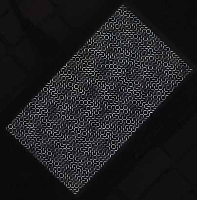 fractal maze generator